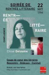 Decitre Confluence - Soirée - 22/09/2020