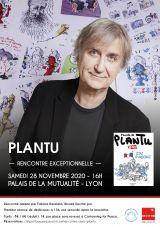 Palais de la Mutualité, Lyon - Rencontre et dédicace - 28/11/2020