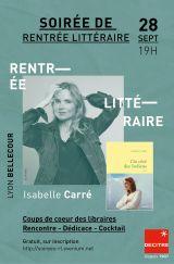 Decitre Bellecour - Soirée - 28/09/2020