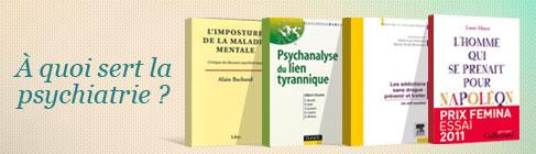 psychiatrie : etat des lieux