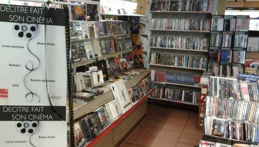 Rayon DVD Chambéry