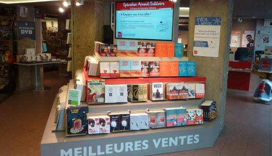 Rayon Bestsellers Bellecour