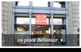Librairie Decitre Lyon Bellecour