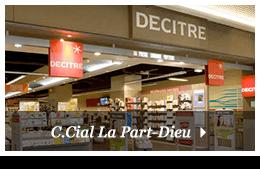 Librairie Decitre Lyon Part Dieu