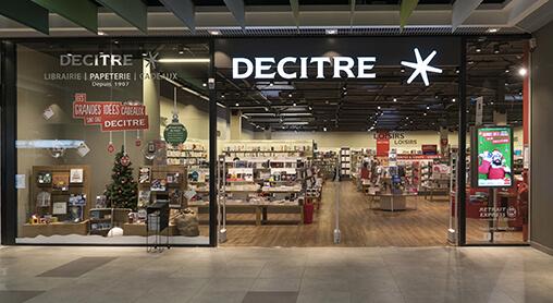 Librairie Decitre Crêches-sur-Saône