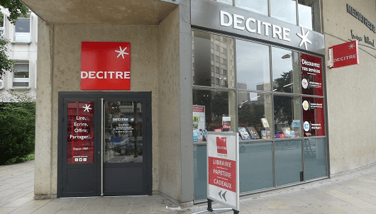 Librairie Decitre Saint Priest