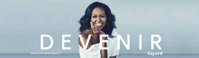 Précommande Michelle Obama