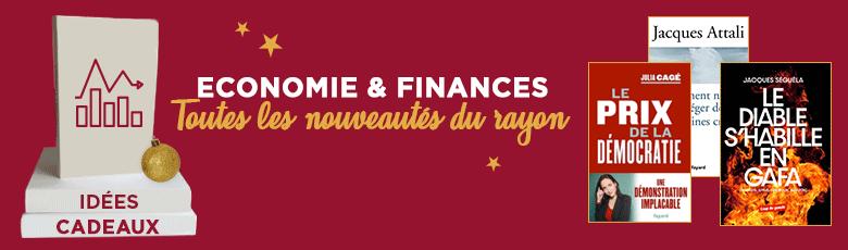 Economie & finances : toutes les nouveautés