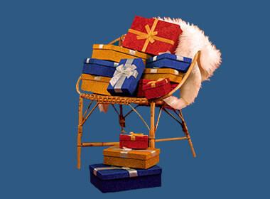 Cadeaux calendrier de l'Avent