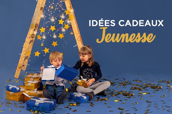 Idées cadeaux jeunesse
