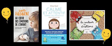 Livres sur les émotions de l'enfant