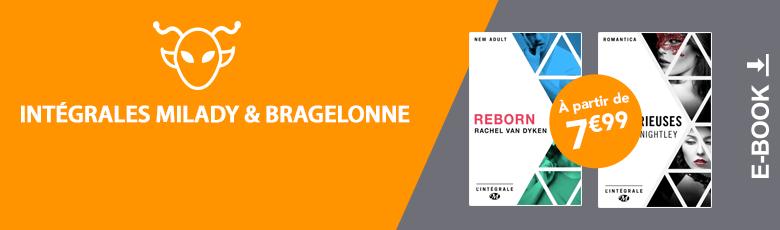 Les intégrales de Bragelonne et Milady en numérique