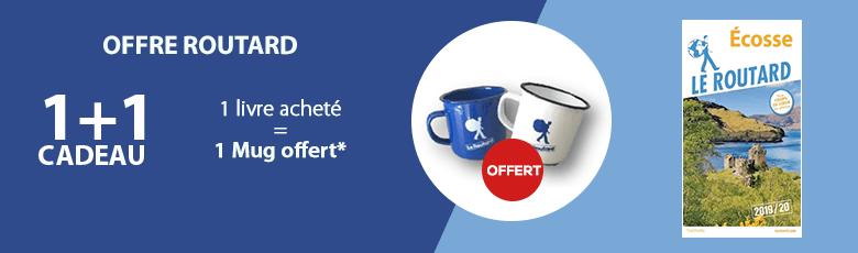 Offre Routard : un mug offert
