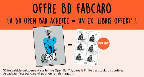 Offre BD Fabcaro
