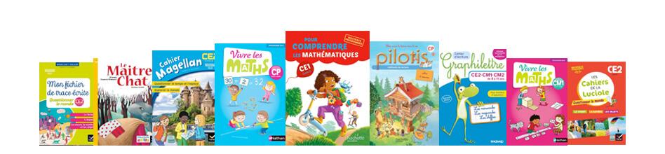 Tous les manuels et TD pour l'école primaire