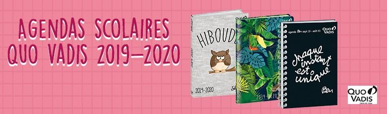 Agendas Quo Vadis 2019-2020