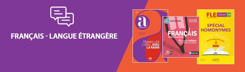 Française langue étrangère : les manuels à découvrir