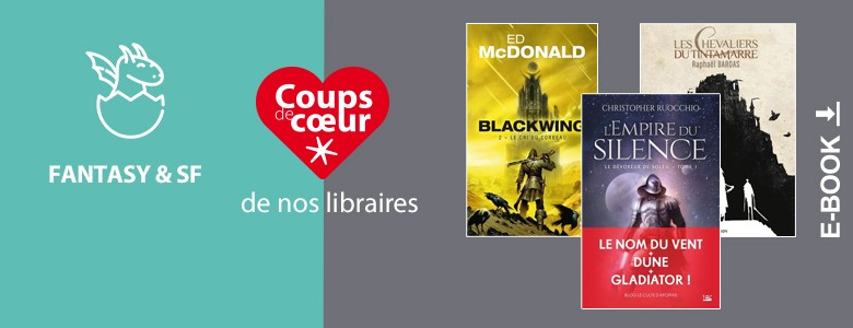 Coups de coeur Fantasy & SF
