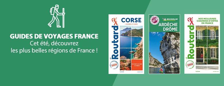 Guides de voyage France
