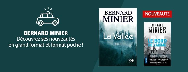 Nouveautés Bernard Minier