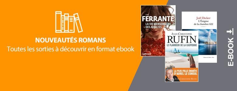 Nouveautés romans