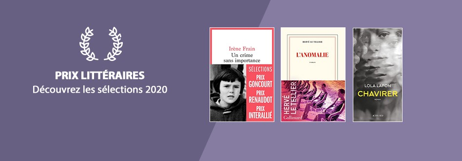 Prix littéraire 2020