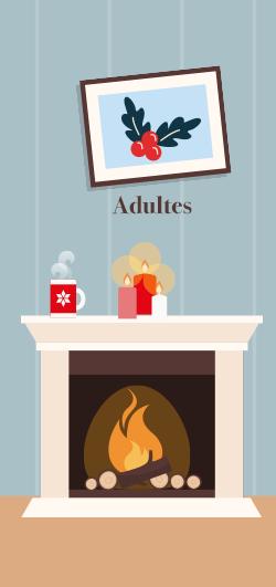 Idées cadeaux adultes