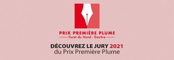 Prix Première Plume 2021 - Présentation du jury
