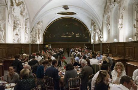 Gala du Fonds Decitre : le diner