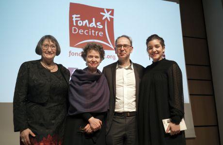 Equipe du Fonds Decitre