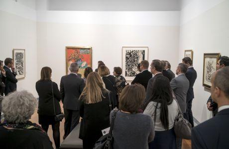 Gala du Fonds Decitre : l'exposition