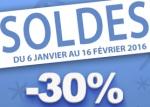 Soldes d'hiver jusqu'à -30%