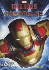 Marvel Iron Man 3 coloriage. Avec stickers -
