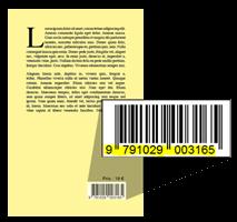 Où trouver le code barres sur mon livre